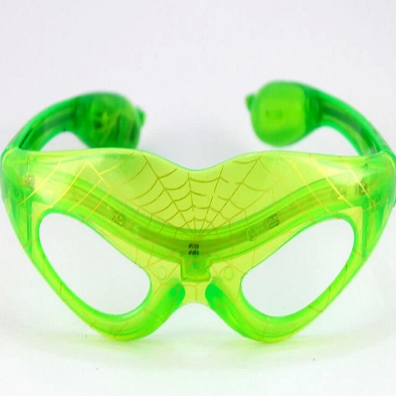 10 adet / grup Parti Dekorasyon LED Spiderman Gözlük Doğum Günü - Tatiller ve Partiler Için - Fotoğraf 6