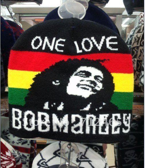 d393058a4 Free shipping fashion cap/hat winter warm hat men's wool knit Bob ...