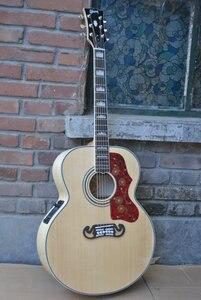 Image 2 - גיטרה טנדרים קידומת PLUS T Preamp מטריקס Onboard EQ אקוסטית גיטרה טנדרים במלאי משלוח חינם