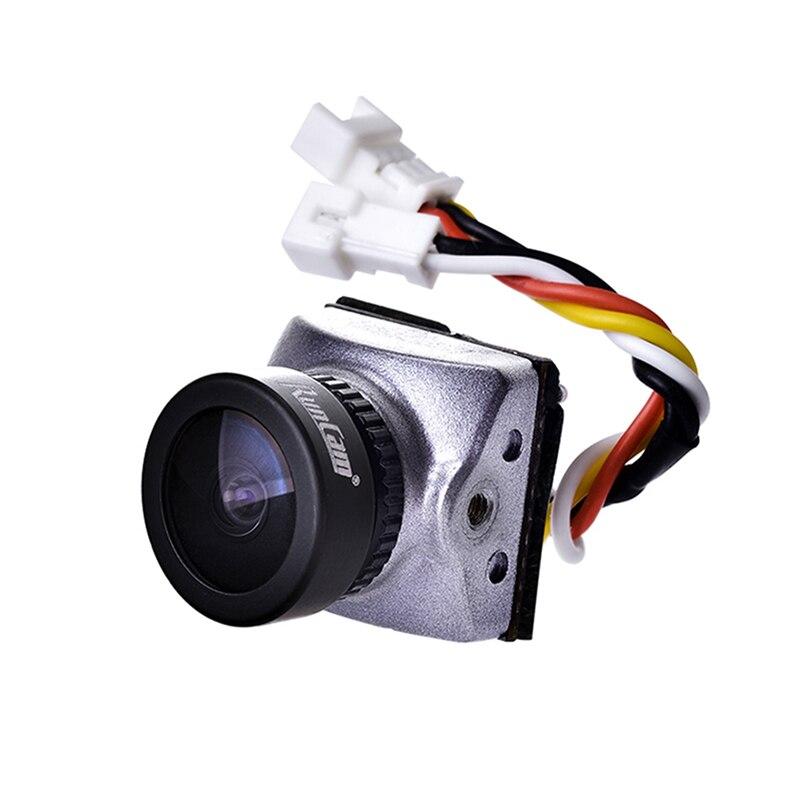 RunCam Racer Nano CMOS 700TVL NTSC/PAL commutable 1.8mm/2.1mm objectif FPV caméra 6ms faible latence intégré OSD pour Drone de course RC