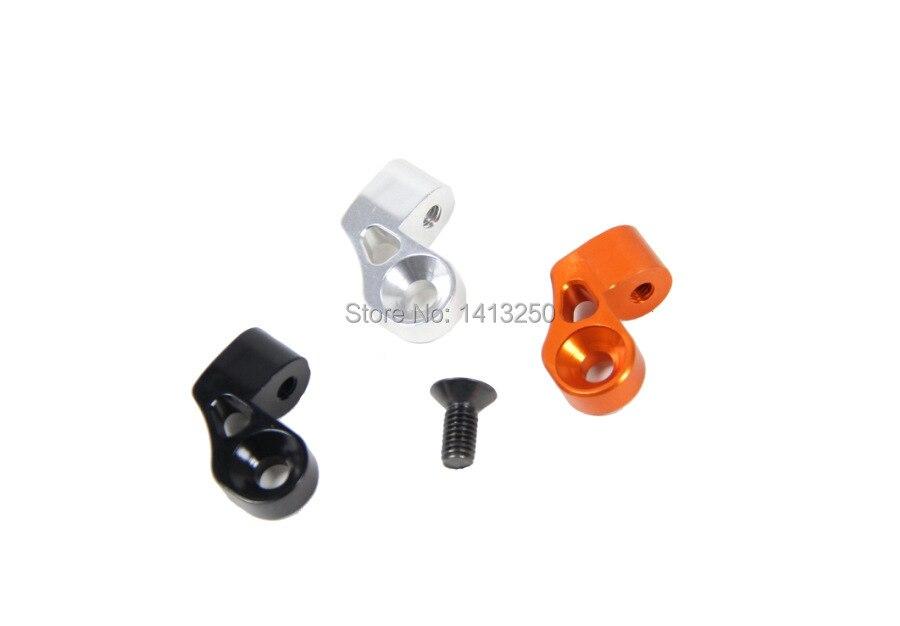 CNC metal clucth font b block b font Optional sliver orange and black for baja 1