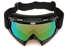 New Ski Snowboard Snowmobile Motorcycle Goggles Dirt Bike Glasses Motocross Off-Road Eyewear Color Lens