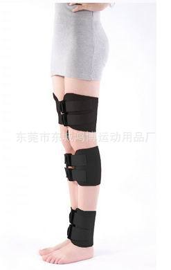 To Ultra Thick Diving Material Bowlegs Medical Gear Type X0 Leg Orthodontic Correction Diving Material Bind Belt in Slimming Product from Beauty Health
