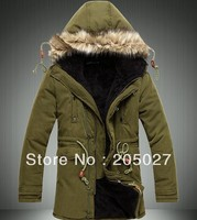 2013 Winter Men Wadded Jackets Casual Slim Men Winter Jackets For Men Winter Down Jackets