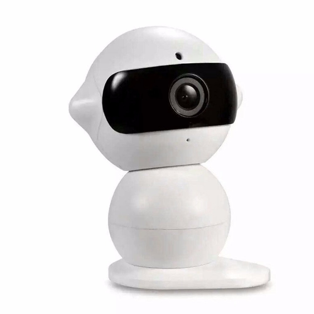 Pack of 10pcs Multifunction Protable Mini Pan/Tilt Robot P2P 960P HD Wireless IP Camera for monitor in box