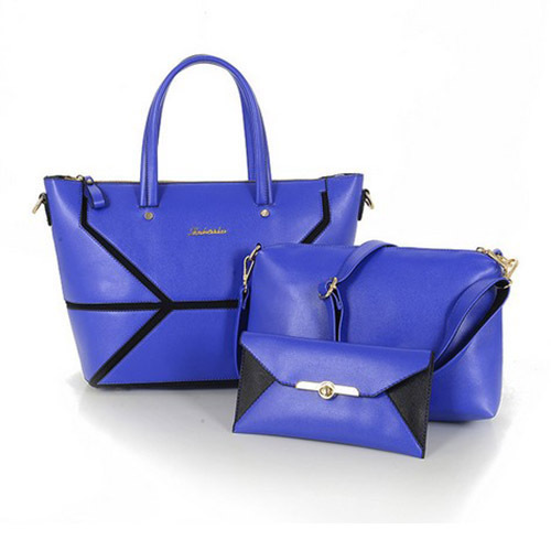 Hot Casual Women New Multi-Function Three-pieces Bags Tote Shoulder Bag