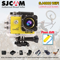 Original sjcam sj4000 sj4000 câmera de ação ao ar livre câmera de 1080 p hd 2.0 Câmera à prova d' água Esporte DV ir mini m10 sj 4000 pro câmera