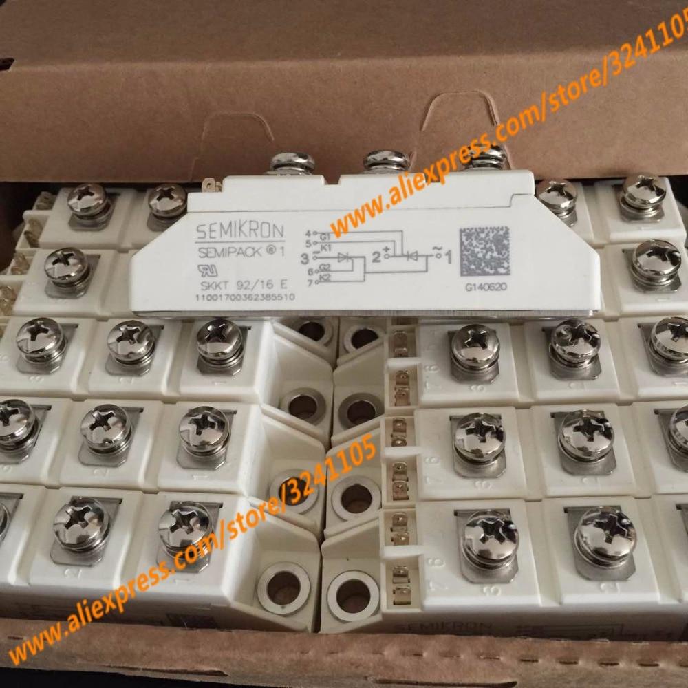 Free Shipping New And Original  SKKT92/16E  Module