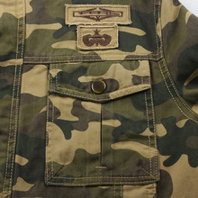 Military Tactical Jacket Style Militar Clothing Jeans