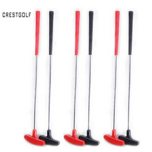 10pcs Quality Gurantee Customize Size Mini Golf Clubes de Golf Putter Golf Clubs with Steel Shaft and Rubber Head & Grip