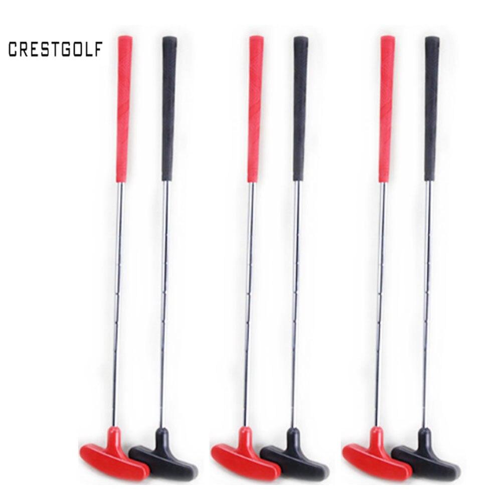 Garantía de Calidad de 10 piezas personalizable tamaño Mini club de Golf Putter palos de Golf con eje de acero y cabeza de goma y agarre-in Palos de golf from Deportes y entretenimiento on AliExpress - 11.11_Double 11_Singles' Day 1