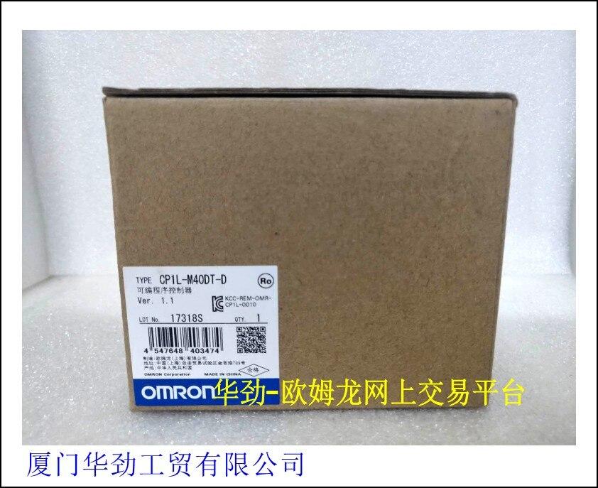 CP1L Series Programmable Controller CP1L-M40DT-D New Original 100% NEW Spot