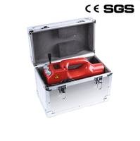 YST800D Geomembrane liner overlap seam sealing machine/HDPE liner welding machine/HDPE wedge welding machine