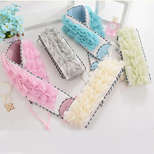 Bathroom Shower Body Brush Wash Scrub Cloth Towel Long Lanyard Bath