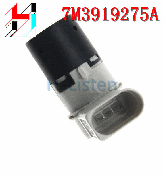 1PCS PDC Parking Sensor Fits Audi VW Seat Skoda Ford Galaxy Sharan A2 A3 A4 A6 7M3919275A 4B0919275A