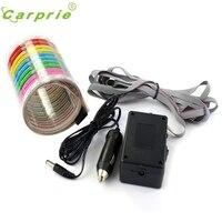 Voiture-style 70x16 CM Autocollant De Voiture Rhythm LED Flash Light Lamp Sonore Activé ja19