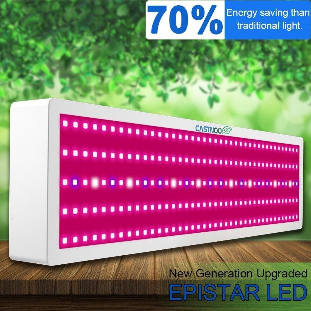 LED à spectre complet plante pousser lumière Bar plante lampes de culture jardin semis fleur lampe