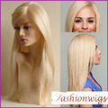New Arrival #613 Full Lace /Lace Front Blonde Hu man Hair Wigs Lace Wig With Natural Hairline And Baby Hair For Fashion Women