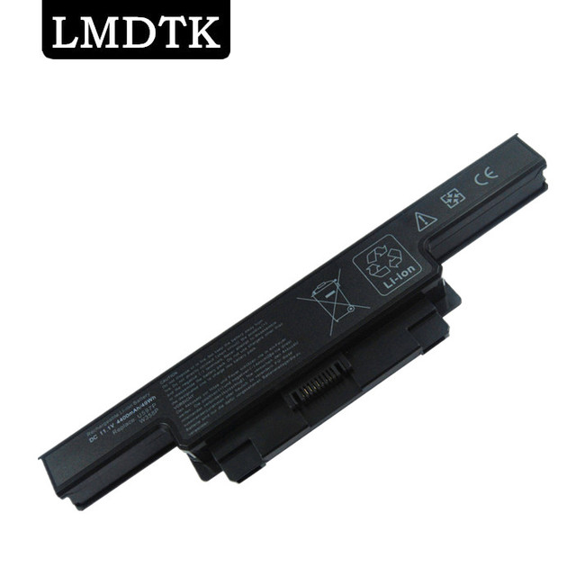 LMDTK Nouveau 6 cellules batterie dordinateur portable POUR DELL studio 14501457 1458 14 N998P P219P U597P W356P W358P livraison gratuite