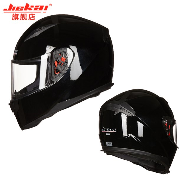 2018 Jiekai 313 Plein Visage Moto Rcycle Casque Moto Cross Racing Casque Dot Certification Homme Femme Casco Moto Casque Save 50-70%
