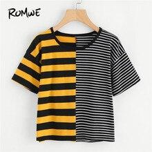 7b817753cb143 Romwe Shirt-Achetez des lots à Petit Prix Romwe Shirt en provenance ...