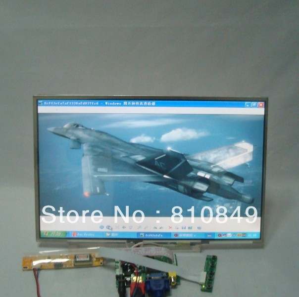 HDMI + VGA + 2AV Управления доска + 15.4 дюймовый 1280*800 B154EW01 Жк-панель LTN154X3-L01 N154I3-L02 LP154W01 LP154WX3 LP154W01 LP154WX3