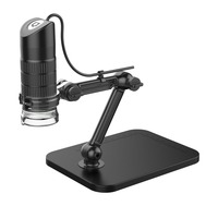 500X 800X 1000X USB HD Electronic Microscope Exposure Digital Microscope With 8 LED Light Magnifier Optical Video Camera