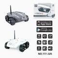 777-325 wi-fi rc tanque com câmera 0.3mp hd apoio telefone ios ou android rc toys