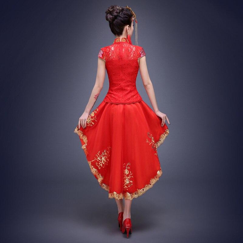 Perfecto Blanco Con Vestidos Rojos De La Boda Ornamento - Ideas para ...