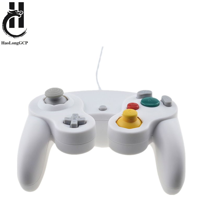 Multi Color Wired Controller for Nintendo for Gamecube Console Gamepad Controller For N-GC game console Control