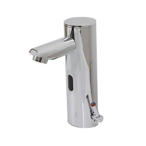 Robinet automatique eau froide et froide | Robinet automatique, eau chaude et froide pleine cuivre, robinets de lavabo médicaux intelligents pour le lavage des mains