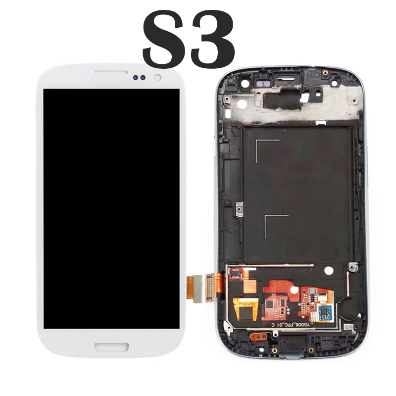100% tested Super AMOLED 4.8 For Samsung S3  LCD Display For Samsung i9301 LCD Screen Touch Digitizer Assembly100% tested Super AMOLED 4.8 For Samsung S3  LCD Display For Samsung i9301 LCD Screen Touch Digitizer Assembly