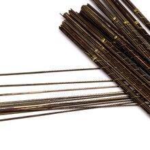 12 adet 130mm uzunluk kaydırma testere bıçakları Metal takı için ahşap kesme Jig bıçakları ağaç İşleme el sanatları araçları