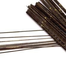 Cuchillas de Sierra de calar de longitud de 12 Uds., 130mm, de Metal para joyería, plantilla de corte de madera, cuchillas de carpintería artesanía a mano