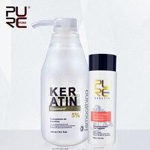 Формалина очищающий одна кератина шампунь часть лечение горячая продажа мл волос
