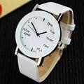 Новый Лидер продаж бренд YAZOLE для женщин повседневные часы Мода цветок наручные часы кожа бретели для нижнего белья наручные часы дамы... - фото