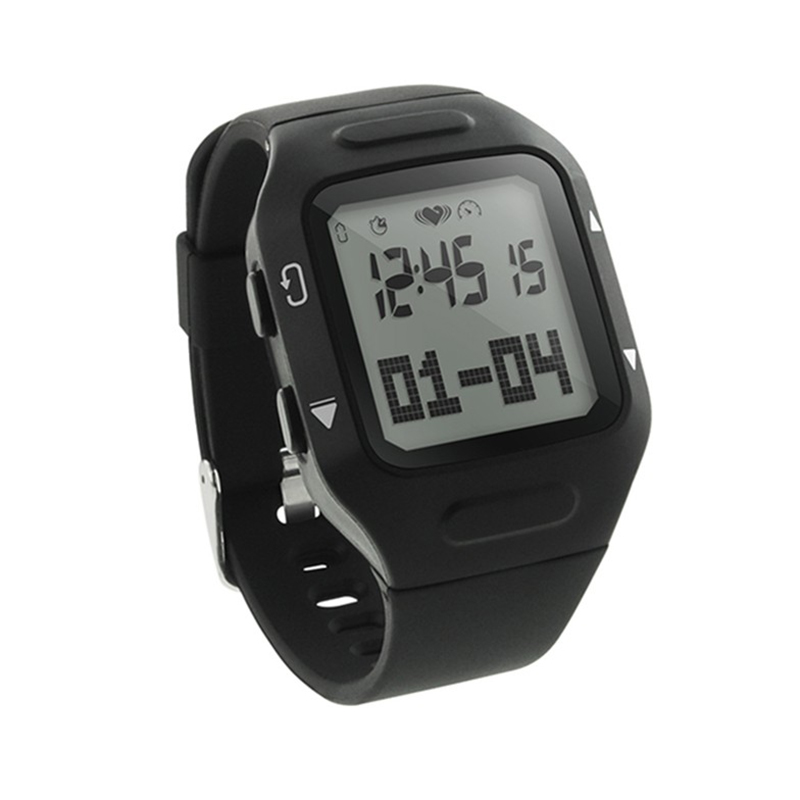 Fitness Pulse Wireless heart rate monitor watch Pulse Rate Meter