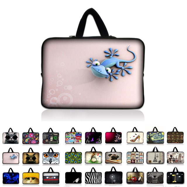 Gecko Notebook Bag Smart Cover For ipad MacBook Laptop Sleeve Case 7.9 9.7 10.1 11.6 13.3 14.1 15.4 15.6 17.3 17.4 Laptop Bag