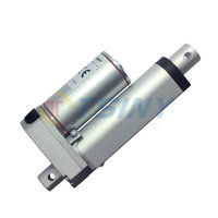 Stroke 50mm=2 inches /DC 12V/100N=10KG Linear actuator motor 12 volt actuator actuator motor.Free shipping