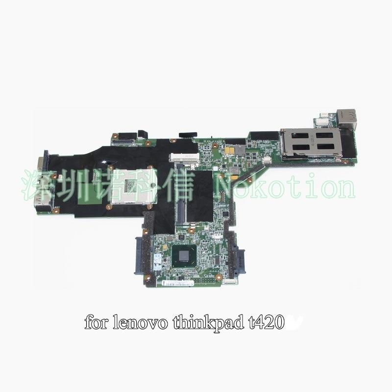 ФОТО for LENOVO Thinkpad laptop Mainboard T420 T420i FRU 04Y1933 04W2045 63Y1967 63Y1989 mainboard QM67 DDR3