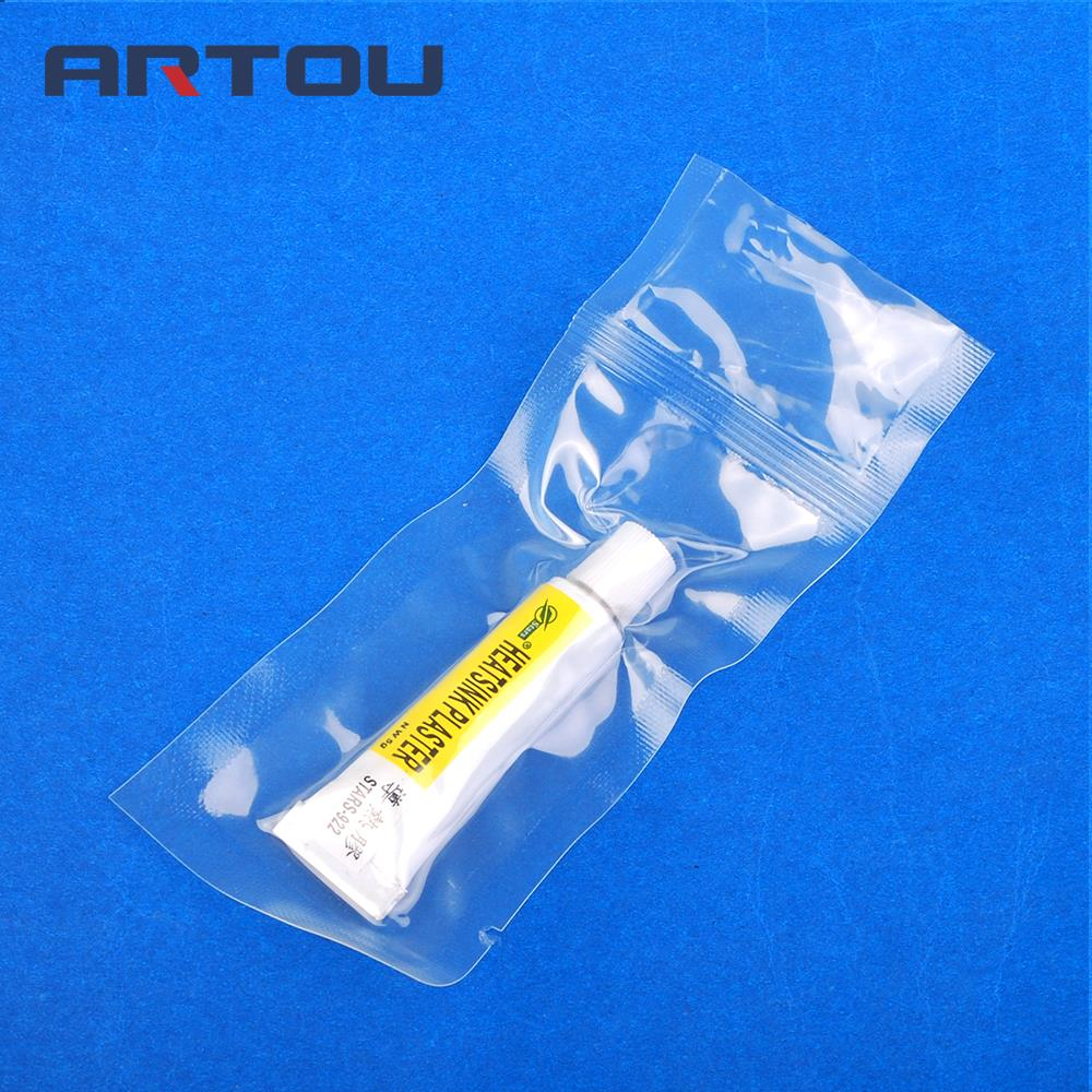 CPU GPU Thermal Silicone Grease Compound Glue Cooling Paste Heat