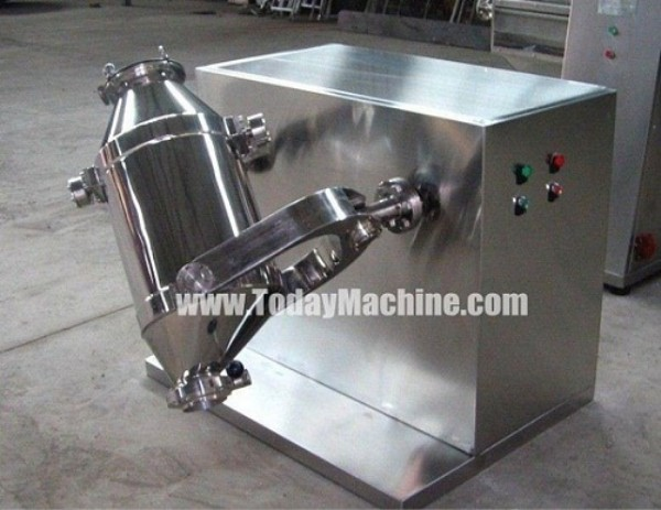 blender chemical powder mixer  d698 paint putty powder chemical lux mixer 220v 1000w industry speed adjustable blender