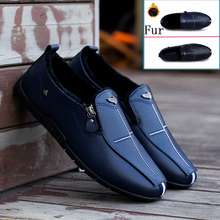 High Quality Men Shoes Soft Moccasins Loafers Luxury Brand Men Flats Comfy Driving Casual Shoes Men Sneakers Chaussure Homme