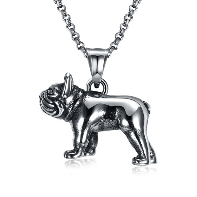 Soxy pendant necklace man black dogs pendants chain necklacce hip soxy pendant necklace man black dogs pendants chain necklacce hip pop titanium steel male choker jewelry aloadofball Images