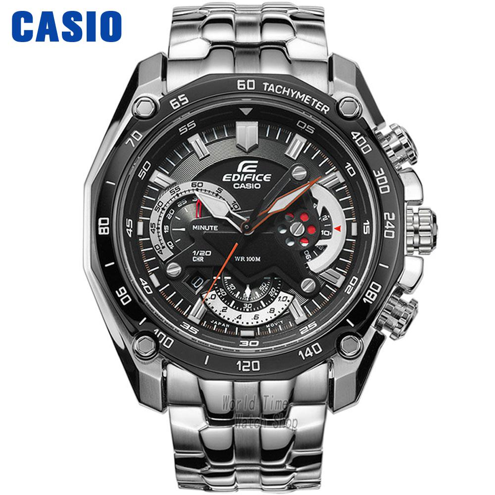 Casio watch quartz multifunctional casual men watch EF-550D-1A EF-550D-7A EF-550PB-1A casio ef 328d 7a