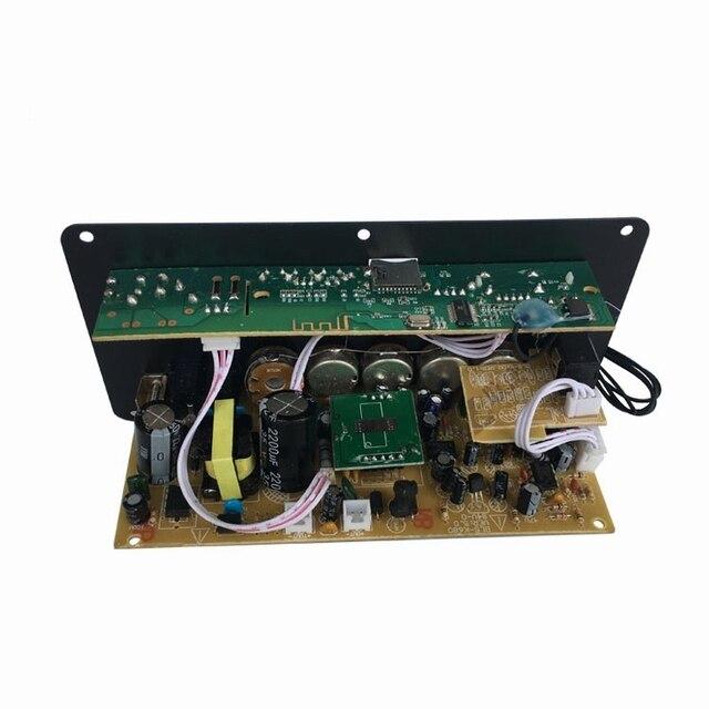 Amplifier Board Subwoofer Karaoke DIY Trolley speaker 5