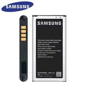 Samsung S5 Battery for Galaxy S5 G900 G900S G900I G900F G900H 2800 mAh EB-BG900BBE