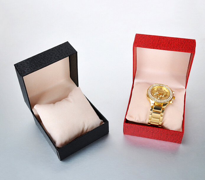 Top Grade Lovers Couple Watches Packing Box Bijoux Jewels