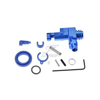 JJ Airsoft M4 CNC Hop Up Chamber Gen. 2, Metal suitable for TM,CA,JG,CYMA and etc. M4 AEG Series
