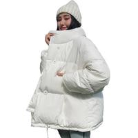 Куртка-пуховик с воротником-стойкой Цена 1609 руб. ($19.95) | 1847 заказов Посмотреть